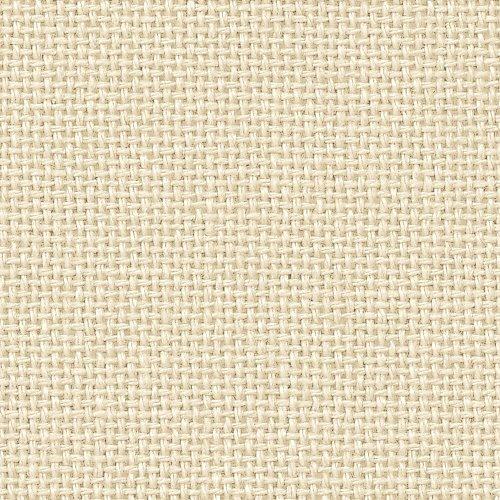 "Zweigart 28ct Brittney Lugana-18x27"" Needlework Fabric - Ivory"