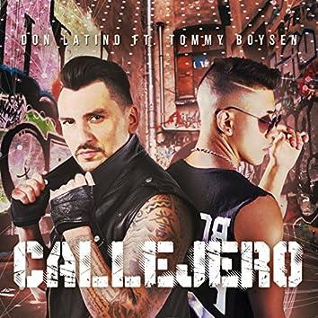 Callejero (feat. Tommy Boysen)