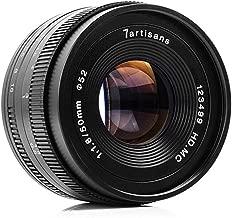 7artisans 50mm F1.8 Manual Focus Lens for Fuji FX Mount X-A1 X-A10 X-A2 X-A3 X-at X-M1 X-M2 X-T1 X-T10 X-T2 X-T20 X-Pro1 X-Pro2 X-E1 X-E2 X-E2s
