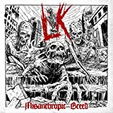 Lik: Misanthropic Breed (Ltd.Digipac) (Audio CD)