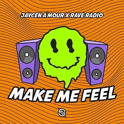 Jaycen A'mour & Rave Radio