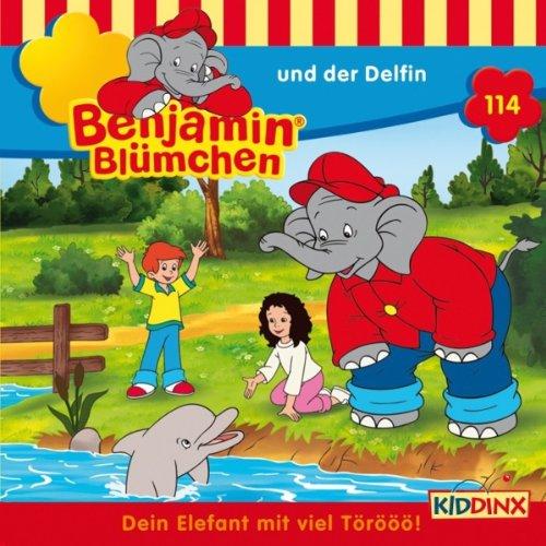 Benjamin und der Delfin cover art