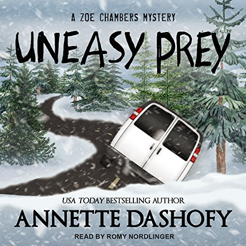 Uneasy Prey audiobook cover art