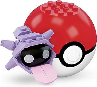 Mega Construx Pokemon Shellder Figure