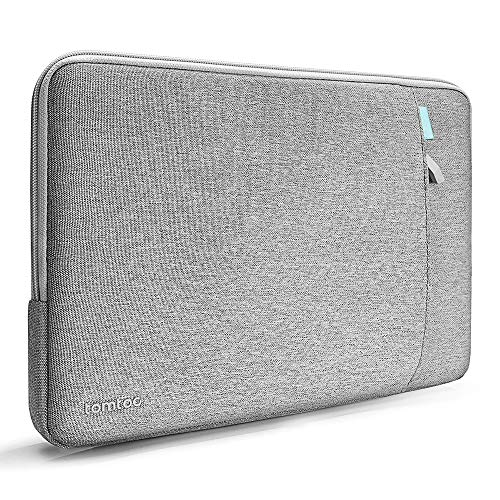 "Tomtoc - Custodia protettiva a 360° per MacBook Retina da 12"" A1534, iPad Air 4 da 11"", iPad Pro da 11"", con custodia per tastiera magic/Smart o Logitech Slim Folio Pro, antiurto"