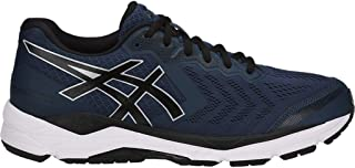 asics men's gel foundation workplace walking shoe black