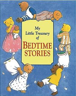 My Little Treasury of Bedtime Stories