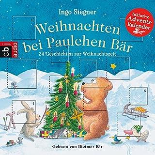 Weihnachten bei Paulchen Bär Titelbild