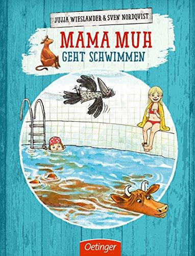 Mama Muh geht schwimmen