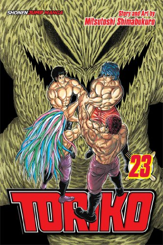 Toriko 23: Meal Fit for a King