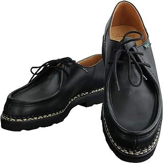 [パラブーツ] ミカエル MICHAEL チロリアンシューズ メンズ靴 オイルドレザー NOIR ブラック 黒 michael-715604 国内正規取扱店