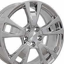OE Wheels 19 Inch Fits Acura TL RL TL Style AC06 Chrome 19x8 Rim Hollander 71788