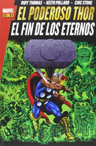 Marvel Gold Thor