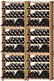 Ma Cave à Vin - Meubles en bois - CASIER BOIS ACI-MOD601 - Capacité bouteilles : 210 (min/maxi : 210/342)