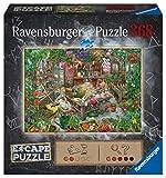Ravensburger Puzzel Escape The Green House-368 stukjes, Multicolor (16530)