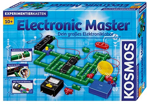 Kosmos 615918 Electronic Master, Laboratorio di Elettronica