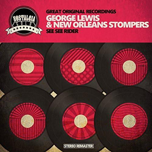 George Lewis & New Orleans Stompers