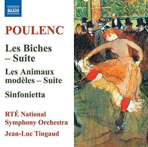 Les Biches (Suite, Fp 36), Les Animaux Modèles (Suite, Fp 111)