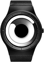 SINOBI Business Watches Men Fashion Creative Original Design Watch Men Steel Mesh Men's Watch Clock Relogio Masculino Unique Wristwatch