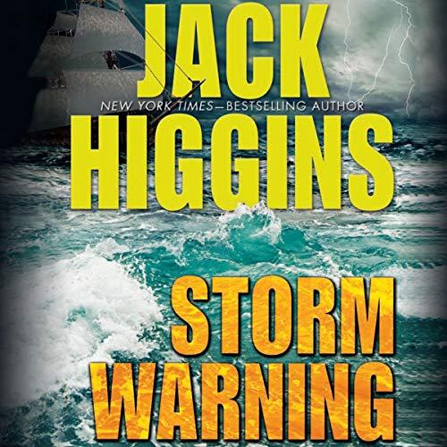 Storm Warning Audiobook By Jack Higgins cover art