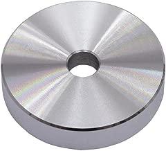 /17,8/cm Kunststoffeinsatz Zehn gelb 45/rpm 17,8/cm Vinyl Record Adapter/ 10/Pack