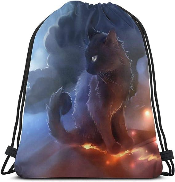 CAT PWR Drawstring bag