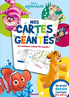 Coloriage Geant Animaux.Amazon Fr Coloriage Geant Collectif