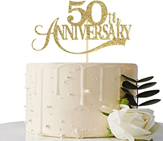 Best 50th wedding anniversary cake ideas Reviews