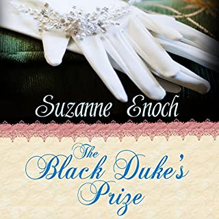 The Black Duke's Prize audiobook cover art