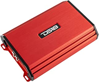 $99 » DS18 S-1200.4/RD Car Audio Amplifier – 4 Channel, Full Range, Class Ab, 1200 WATTS (Red)