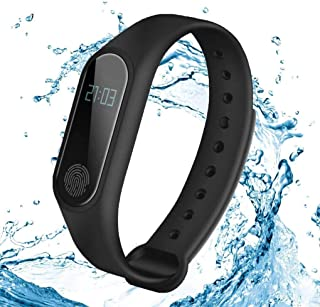 Gymqian Fitness Tracker Fitness Tracker, Smart Watch Integrado Tasa Del Corazón Monitoreo Del Sueño Notificación Inteligente Movimiento Paso Sport Fitness Tracker Desgaste diario /
