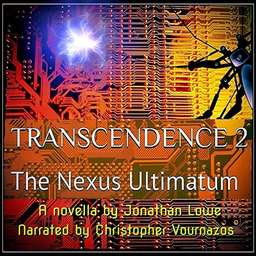 Transcendence 2 audiobook cover art