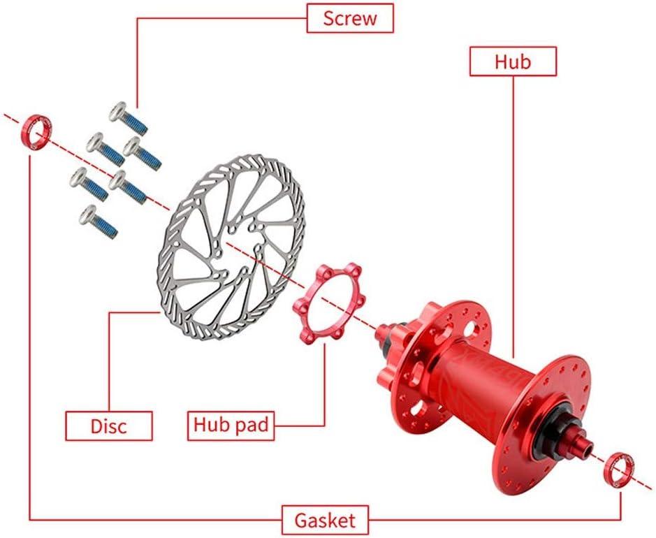 Details about  /2Pcs Hub Bike Hub Conversion Spacers Gasket Aluminum Alloy Bicycle Kit