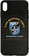NATO Response Force W Txt Compatible iPhone Xs Max Clear case/iPhone Xs Max Soft case Girl Sparkling Color Lovely Model Soft Flexible Durable Ultra-Thin TPU Apple iPhone Xs Max Heart