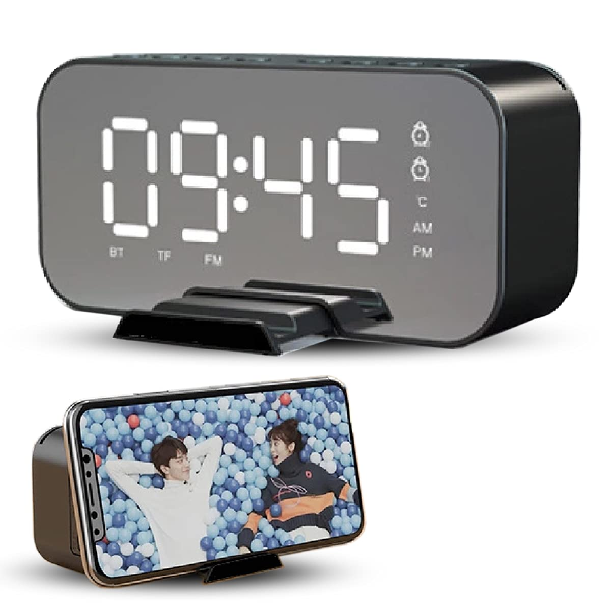 Best Digital Table Clock with Alarm