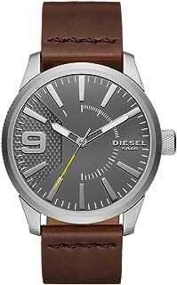 Diesel Analog Silver Dial Men's Watch-DZ1802