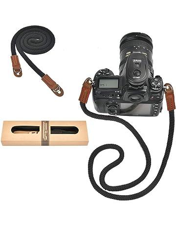 Caden Cámara Cintura Cinturón Faja Correa Soporte Funda Para Canon Nikon Sony