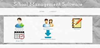 student database management system software