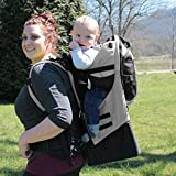 Gorilla Carriers - Gray Baby Carrier Backpack