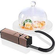 AAOBOSI Aobosi Portable Infusion... AAOBOSI Aobosi Portable Infusion Smoker,Handheld Smoking Gun for BBQ, Sous Vide, Meat, Veggies,...