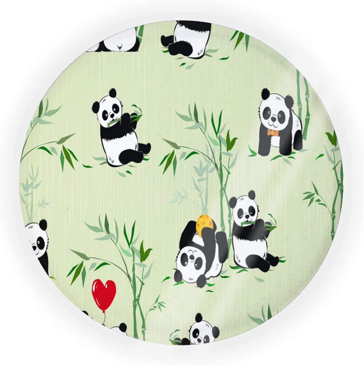 Empty Portable Air Cushion Puff Pandas Cosmetic Cheap super special price Financial sales sale Little Container