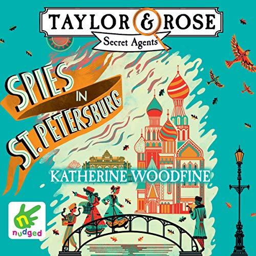 Spies in St Petersburg cover art