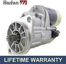 HARFON 17292 Premium Quality Replacement Starter for Hino Inboard Marine 3.8L 5.7L 1990-1997 Hino Trucks FA14 FA15 FB14 FB15 1989-1996 Mercruiser W04CTA W04CTI W06DTA 1990-1997 SND0139