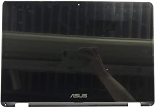 """For Asus 14.0"""" FHD 1920x1080 LCD Panel LED Screen Display with Touch Digitizer and Bezel Frame Assembly VivoBook Flip 14 TP410UA TP410U N140HCE-EN1"""