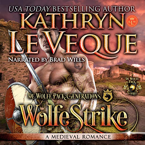 WolfeStrike Audiobook By Kathryn Le Veque cover art