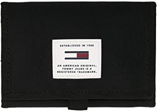 Tommy Jeans Mens Wallets, Black Iris - AM0AM0459910 x 19 cm