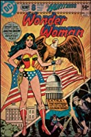 Roommates Rmk1644Slg Wonder Woman Peel and Stick Comic Cover