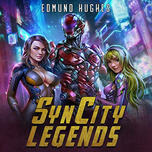 Couverture de Syn City Legends