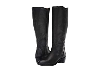 Frye Carson Piping Tall (Black Extended) Women