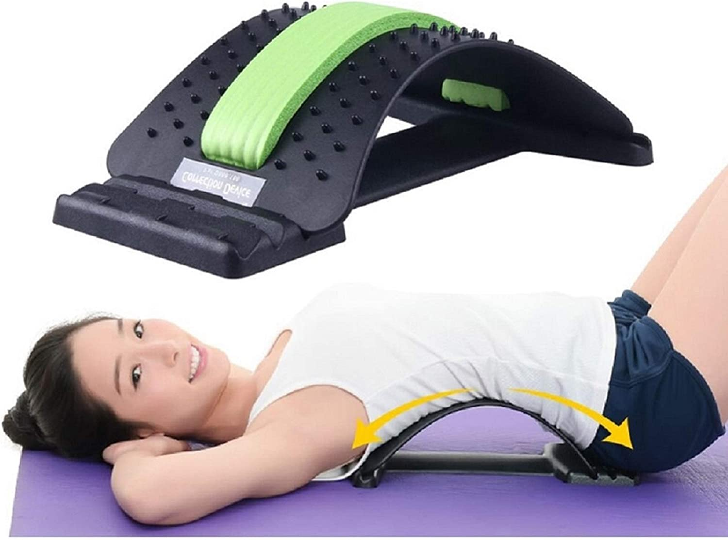 Back Stretcher - Posture Corrector Re Pain Wholesale shipfree and Lower Upper